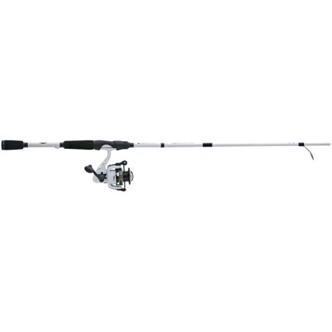 American Hero Tournament Speed Spin Rod and Reel Combo