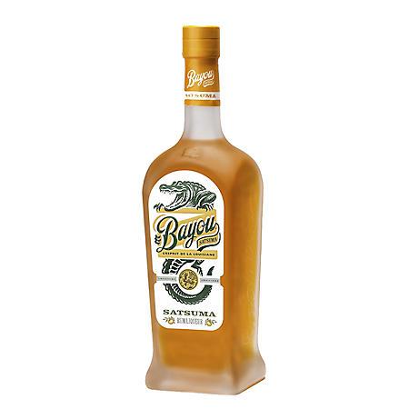 Bayou Satsuma Rum  (750 ml)