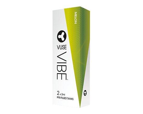 Vuse Vibe, 2 Pre-Filled Tanks (Melon)