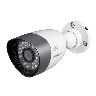 Samsung 720p High Definition IP66 Weather Resisistant Bullet Camera with 82' Night Vision