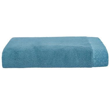 Luxury Collection Jacquard or Solid Bath Towel