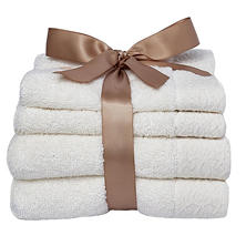 Luxury Collection Solid Hand and Wash Towel Bundle