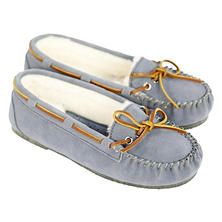 Women's Driving Moccasin Slipper