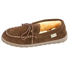 Men's Driving Moccasin Slipper