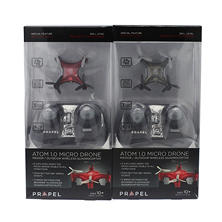 Propel Atom Micro Drone 2-Pack (Assorted Colors)