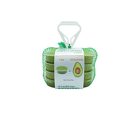 GoVerden Perfectly Ripe Avocado Cups (16 ct.)