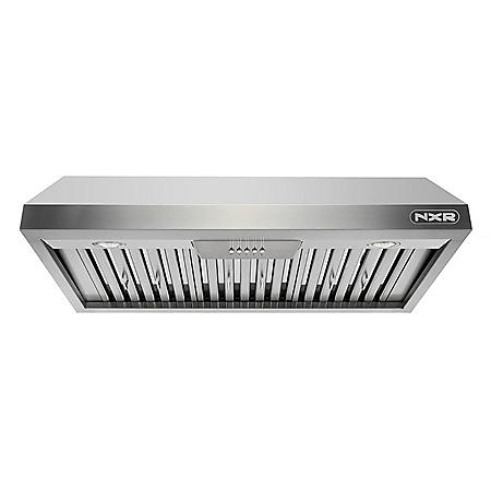 NXR 30-in. Stainless-Steel  Professional Under Cabinet Range Hood