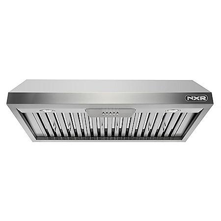 NXR 36-in. Stainless-Steel  Professional Under Cabinet Range Hood