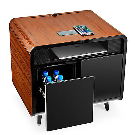 Sobro Smart Side Table with Cooling Drawer and Bluetooth Speaker (Assorted Colors)