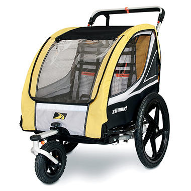 Bike Trailer with Jogger and Stroller Conversion - Sam's Club