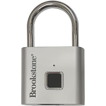 Brookstone Fingerprint Lock