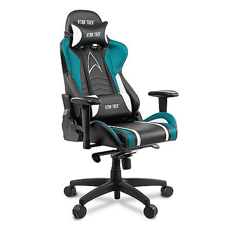 Arozzi Verona Pro V2 Premium Gaming Chair - Star Trek