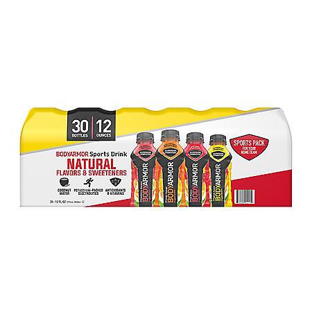 BODYARMOR Sports Drink Variety Pack (12oz / 30pk)