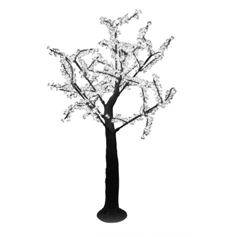 Cristto 7' LED Cherry Blossom Tree