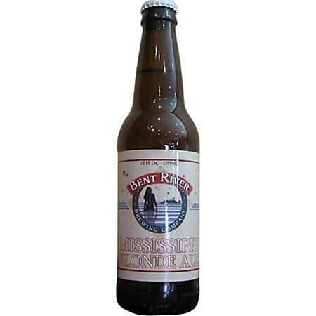 Bent River Mississippi Blonde Ale (12 fl. oz. bottle, 6 pk.)