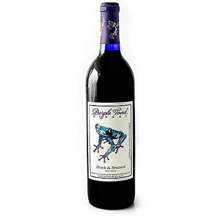 Purple Toad Winery Black & Bruised (750 ml)