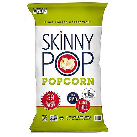 SkinnyPop Popcorn, Original (14 oz.)