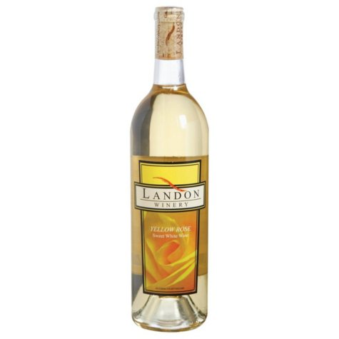 Landon Winery Yellow Rose (750 ml)