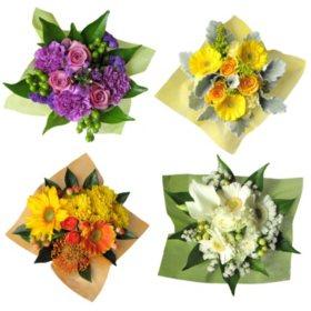 Floral arrangements sams club mixed farm bunch petite impressions 8 bunches solutioingenieria Gallery