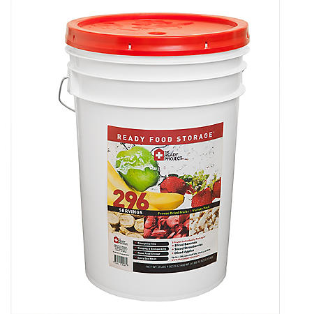 The Ready Project Freeze Dried Fruit