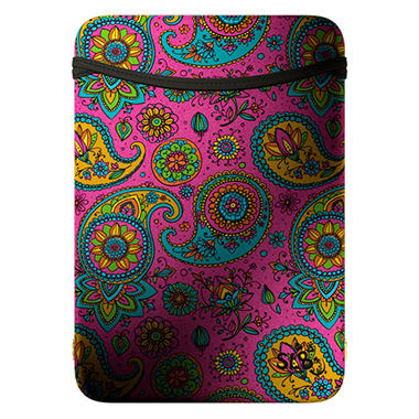 SL8 Multi-Reversible Neoprene Tablet Sleeve (Paisley)
