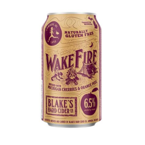 Blake's Wakefire Cider (12 fl. oz. can, 6 pk.)