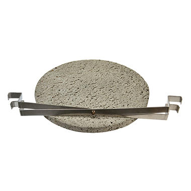 Dual Purpose Lava Stone/Heat Diffuser, Large
