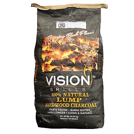 100% Natural Lump Mesquite Charcoal