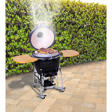 Vision Grills B-Series Vision Hybrid Charcoal and Gas Kamado