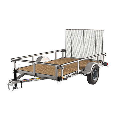 Karavan 6' x 10' Utility Trailer