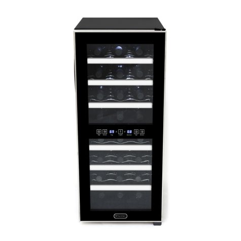Whynter 24-Bottle Dual-Zone Thermoelectric Wine Cellar