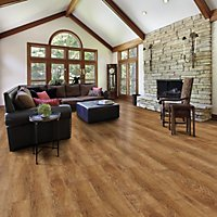 Barnwood Laminate Flooring linco laminate flooring barnwood calassic Select Surfaces Click Laminate Flooring Toffee