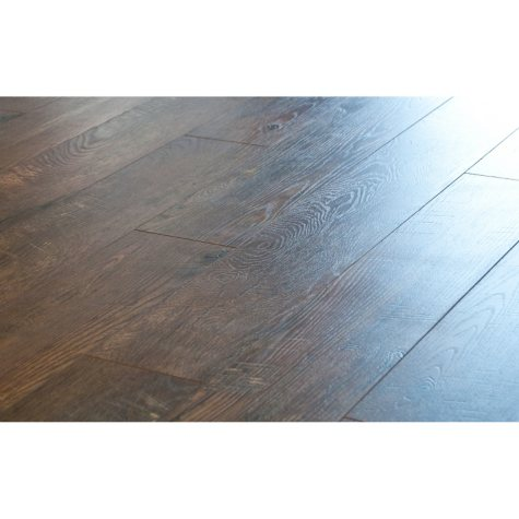 Select Surfaces Click Laminate Flooring - Barnwood