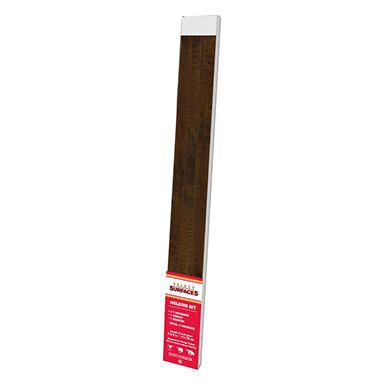 Select Surfaces Laminate Molding Kit  - Vintage Walnut