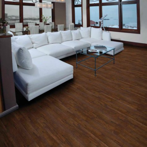 Select Surfaces Cocoa Walnut Laminate Flooring (Various Order Sizes Available)