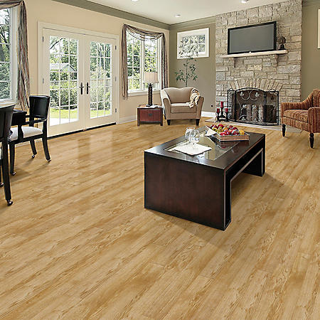 Select Surfaces Classic Oak Laminate Flooring