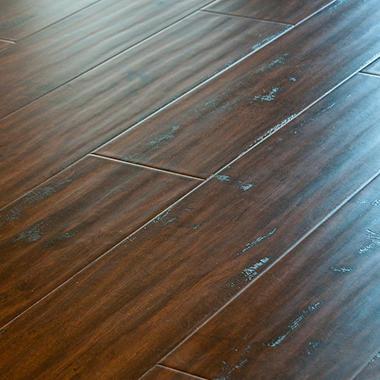 Select Surfaces Truffle Laminate Flooring Sams Club
