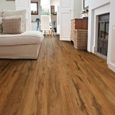 Select Surfaces Caramel Laminate Flooring & Home Flooring - Sam\u0027s Club