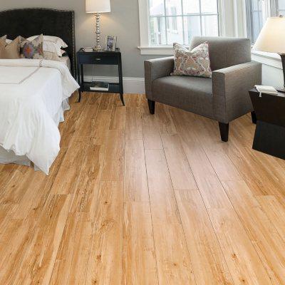 Select Surfaces Honey Maple Laminate Flooring Sams Club