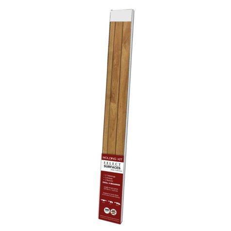 Select Surfaces Honey Maple Molding Kit