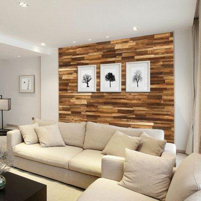 Select Surfaces Acacia Wood Wall Panel Sams Club