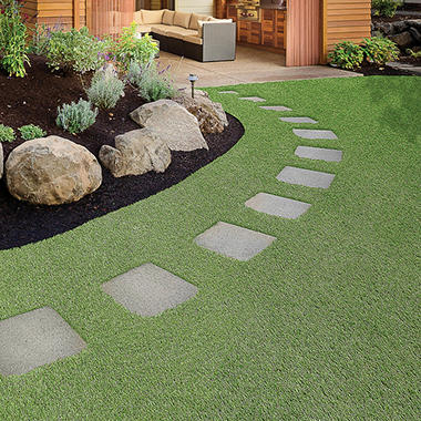 Select Surfaces Artificial Grass, 43 sq. ft