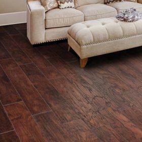 Select Surfaces Canyon Trail Laminate Flooring Sam S Club