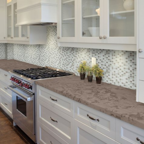 Creative Surfaces Ocean Mist Glass Mosaic Wall Tile
