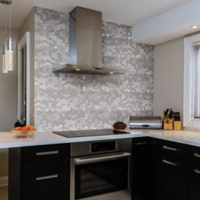 Select Surfaces Soho Peel & Stick Mosaic Wall Tile