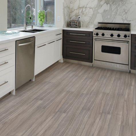 Select Surfaces Ash Engineered Vinyl Plank Flooring