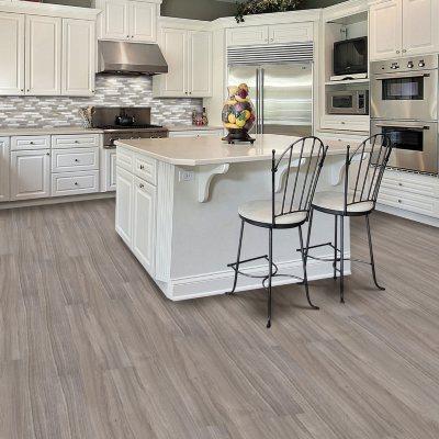 Select Surfaces Ash Engineered Vinyl Plank Flooring U2013 4 Boxes