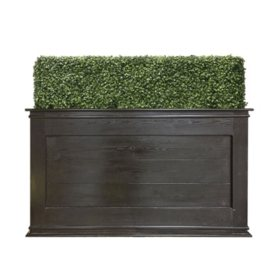 "Select Surfaces Artificial Hedge 46"" x 39"""