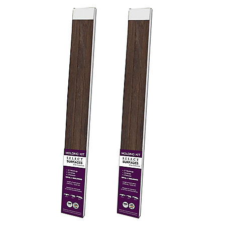 Select Surfaces Urbanwood Molding Kit (2 pk.)