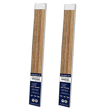 Select Surfaces Praline Molding Kit (2 pk.)